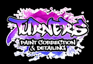 Turners Paint Correction Logo
